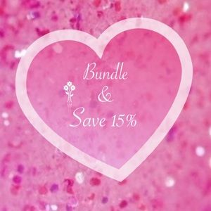 Save 15% when you buy more💕